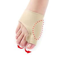 Unisex Gel Bunion Pad Protector Sleeve Toe Corrector Pain Relief Care Pretty