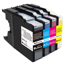 4x LC71 LC75 LC79 Ink Cartridge for Brother MFC-J5910DW J6910DW J6710CDW J6510DW