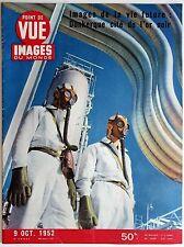 Point de Vue n°227- 1952 : Mode - Salon de l'Auto - La cité de l'or noir