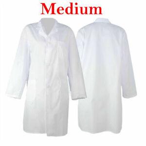 Lab White Coat Hygiene Food Warehouse Industry Laboratory Doctors Medical Medium