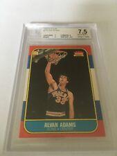 1986-87 Fleer #2 Alvan Adams BGS 7.5 NEAR MINT+