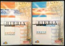 La Bibbia della famiglia (2 CD-ROM), Ed. Famiglia Cristiana, 2001-2002