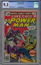 Luke Cage, Power Man #33 CGC 9.2 NM- Wp 1st Spear Marvel Comics 1976 Netflix