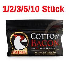 Wick N Vape Bacon Prime Watte - Zubehör Wickelwatte Selbstwickler Cotton Wickler
