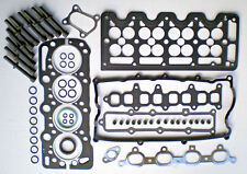 FOR VAUXHALL OPEL ASTRA G COMBO CORSA C 1.7 16V DTi Di HEAD GASKET SET & BOLTS