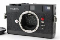 Minolta CLE 35mm Rangefinder Film Camera Body Only From Japan【FOR PARTS】