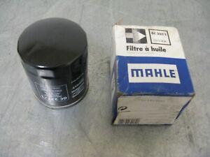 MAHLE Oil Filter OC237/1 For Austin Fso Land Rover MG Morgan Morris Rover