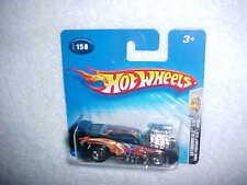 Mattel Hw Hot Wheels 1969 Gto Judge on Rare Short Card - Vhtf New Autonomicals