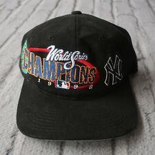 Vintage 1998 New York Yankees World Series Champions Snapback Hat by New Era
