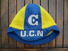 Casquette bonnet cycliste COLNAGO U.C.N oldschool cap vintage années 70
