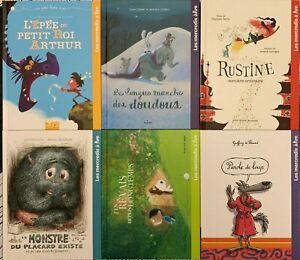 Lot 6 Livres Les Mercredis à lire Happy meal McDonald's Mc Do NEUF 2021