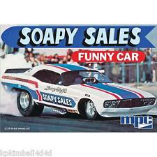 MPC Soapy Sales Challenger Funny Car, 1/25, New (2015), in Factory Sealed Box