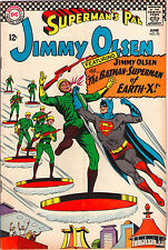 Superman's Pal Jimmy Olsen #93 - Superman/Batman Of Earth-X- 1966 (Grade 6.0) WH