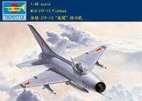 Trumpeter  1/48 02858 MiG-21 F-13/Fishbed model kit ◆