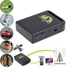Mini Vehicle GSM GPS Tracker or Car Vehicle Tracking Locator Device TK102B Great