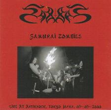 SABBAT - Samurai Zombies - CD - THRASH METAL