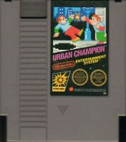 URBAN CHAMPION Nintendo NES PAL ITA Videogioco