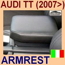 AUDI TT (2007>) - armrest with large storage - High QUALITY - made in Italy --@@