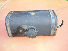 Used OEM Lesco, John Deere Walk-Behind Mower Hydraulic Hydro Metal Oil Tank