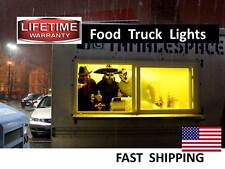 TACO pull behind & food truck, cart LED Lighting KIT -- SUPER BRIGHT -- VIDEO