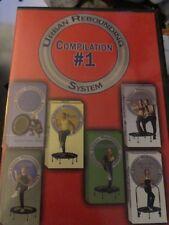 Urban Rebounding System Compilation #1 DVD-trampoline-mini tramp-RARE-Fitness