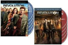 Revolution: The Complete TV Series Seasons 1 &2 Collection (DVD, 10-Disc set)New