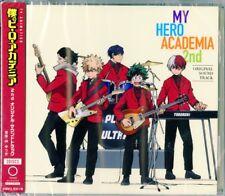 OST-MY HERO ACADEMIA 2nd Season-JAPAN CD H66