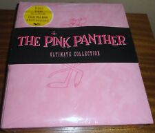 The Pink Panther Ultimate Collection ( DVD 2008 18 DISCS COLLECTIBLE BOOK ) New