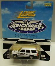 2000 Johnny Lightning BRICKYARD 400 - Emergency Vehicles, 1997 Chevrolet Tahoe d