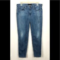 Vince Jeans Women's Size 28 Mason Relaxed Rolled Jeans