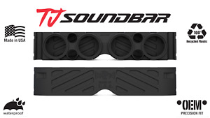 TJ/YJ American SoundBar- Jeep Wrangler Empty Speaker Enclosure