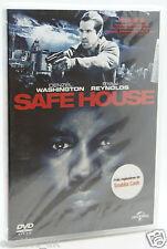 Safe House DVD Región 2 NUEVO SELLADO Denzel Washington Ryan Reynolds