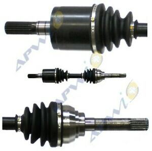 Cv Axle Assembly -APW IZ8053- C/V AXLES
