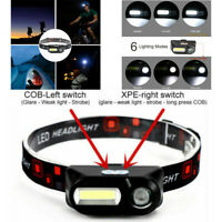 COB LED Scheinwerfer USB Batterie Scheinwerfer Outdoor Camping Taschenlampe-RO