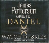 JAMES PATTERSON & NED RUST - DANIEL X - WATCH THE SKIES - Read Milo Ven|timiglia