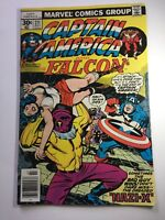 Captain America And The Falcon Marvel Comics No 211 July 1977 Nice Copy