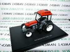 TR64 Tracteur 1/43 universal Hobbies n° 110 NEW HOLLAND TNF 90 DT 1997