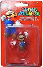 Super Mario Keychain Collection Series 2 Mario 2-Inch Keychain [Leaping]