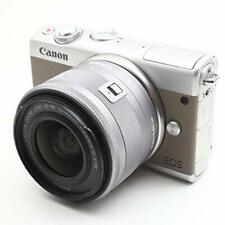 USED Canon EOS M100 EF-M15-45 IS STM KIT/GYJapan Domestic genuine products