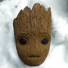 Movie Guardians of the Galaxy Baby Groot Mask Adult Halloween Cosplay Helmet