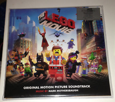 The Lego Movie red rot numbered limited 180g vinyl Soundtrack neu new sealed