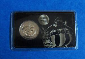 2 euro commémorative   coincard France  2019 - Asterix