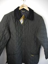 Barbour Eskdale Quilted Jacket, Black, Medium, New With Tags