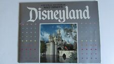 Early 1980's Vintage Disneyland Booklet 42 pp. Fine!