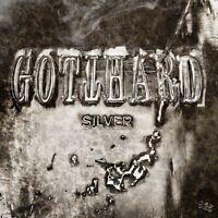 GOTTHARD - SILVER JEWEL CASE  CD NEU