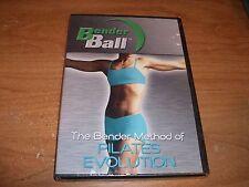 Bender Ball Method Of Pilates Evolution (DVD 2007) Fitness Training Exercise NEW