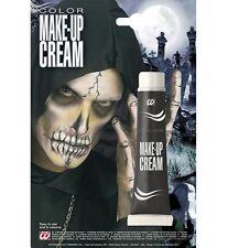 MAKE UP NERO Tubetto Carnevale Widmann Halloween Trucchi Cerone Black 115 4018V