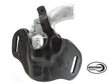 S&W.38 Bodyguard Insight Laser OWB Thumb break Holster LEFT Hand Black