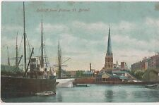 POSTCARD  BRISTOL  Redcliff from Princes Street