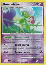 Roserade Reverse-Diamant et Perle:Tempête-23/100-Carte Pokemon Française Neuve